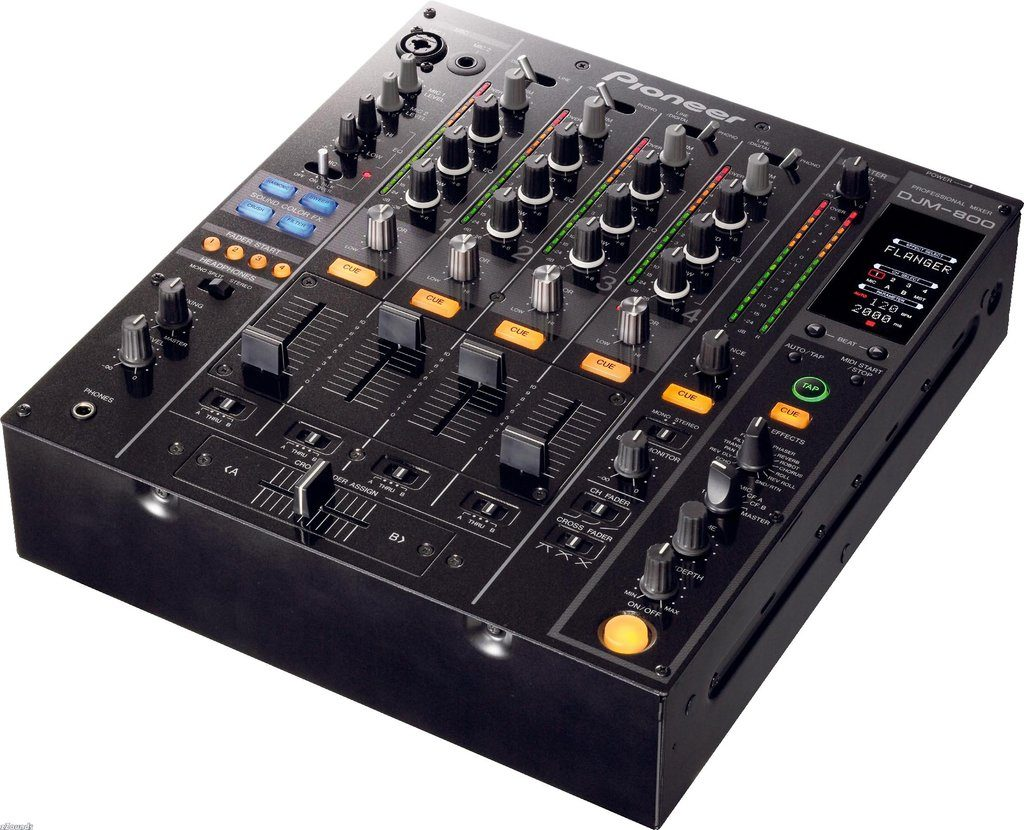 How to Choose a DJ Mixer - DJing Tips