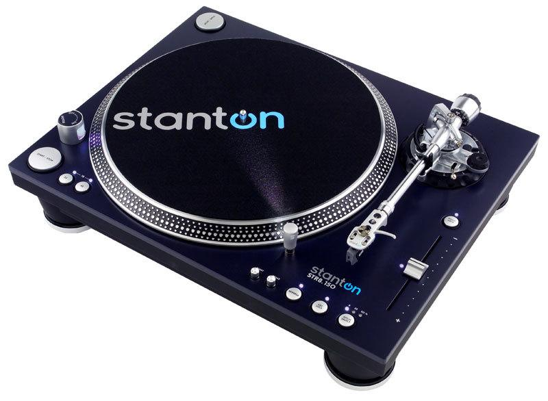The Stanton STR8.150 DJ turntable