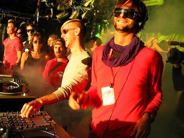 DJ friends