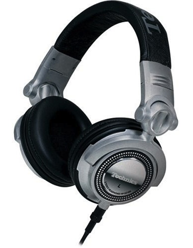 The Technics RP-DH1200 DJ headphones